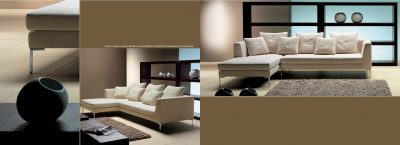 Collections Formerin Modern Living Room, Italy Cruise