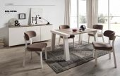 Reyna Table & Coma Chairs