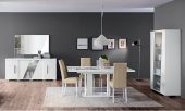Brands Status Modern Collections, Italy Lisa Dining Room, Italy